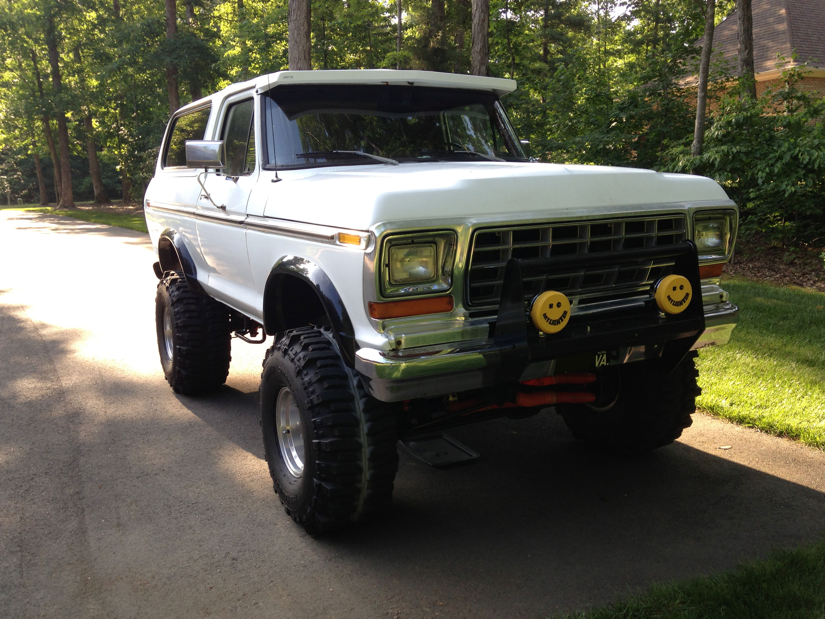 Badass 78 Lifted Bronco Ford Bronco Forum